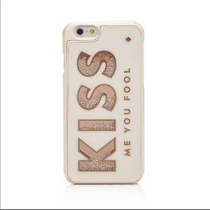 Like Brand New Kate Spade iPhone 7 case
